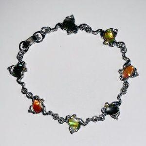 Frog 🐸 chain bracelet.